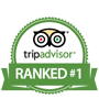 Trip Advisor Ranked Number 1