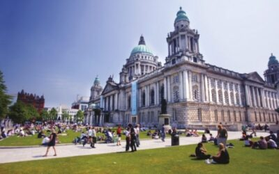 The 10 BEST Things To Do When You Visit Belfast!
