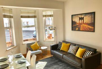 Central Belfast Apartments: Eden